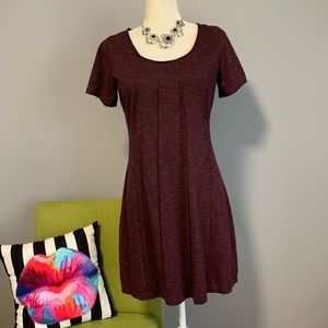 Aventura Mallory Short Sleeve Dress B1